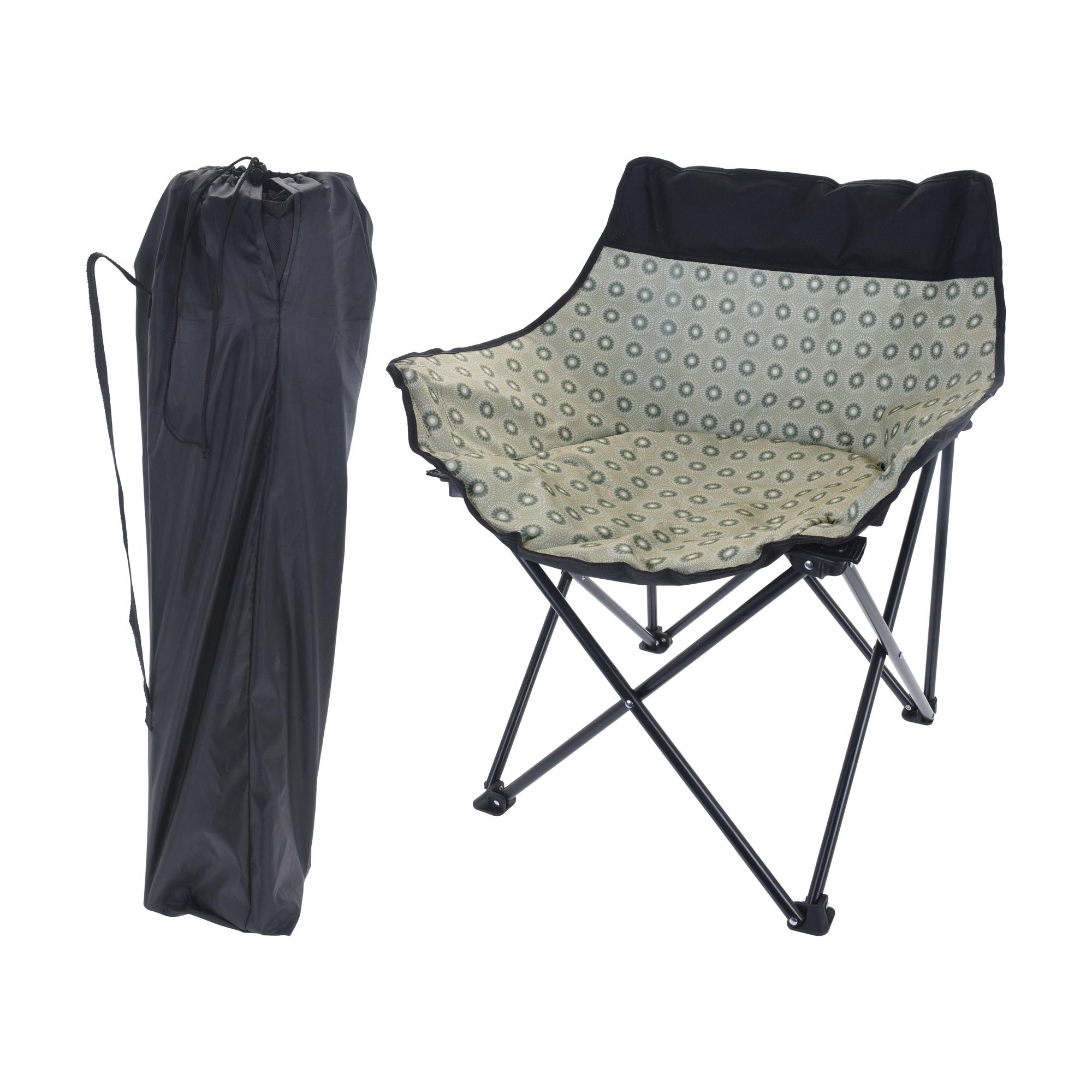 Кресло Ambiance Camping Koopman X25000130 зеленое кресло camping world dreamer класса premium blue