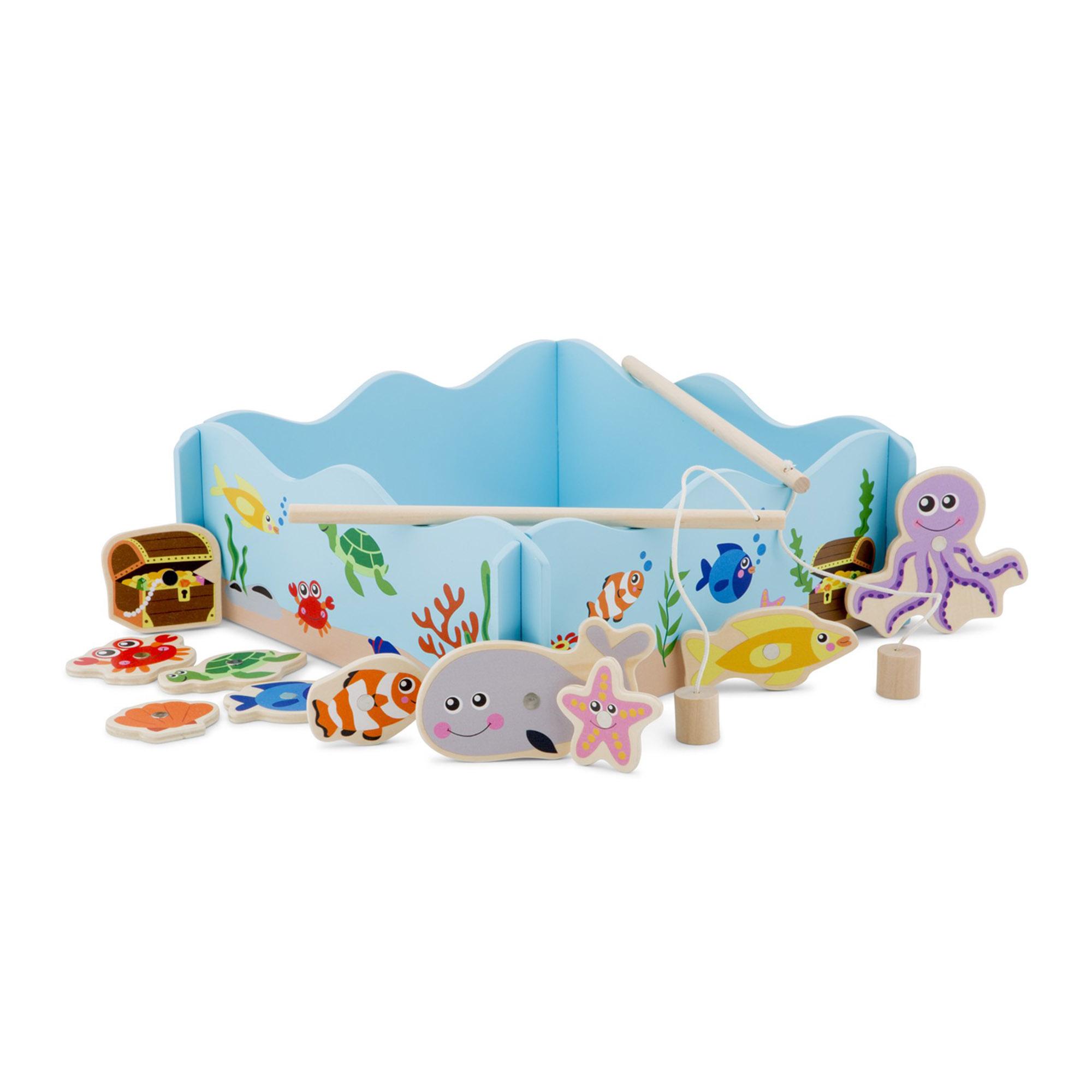 Игровой набор New Classic Toys Рыбалка