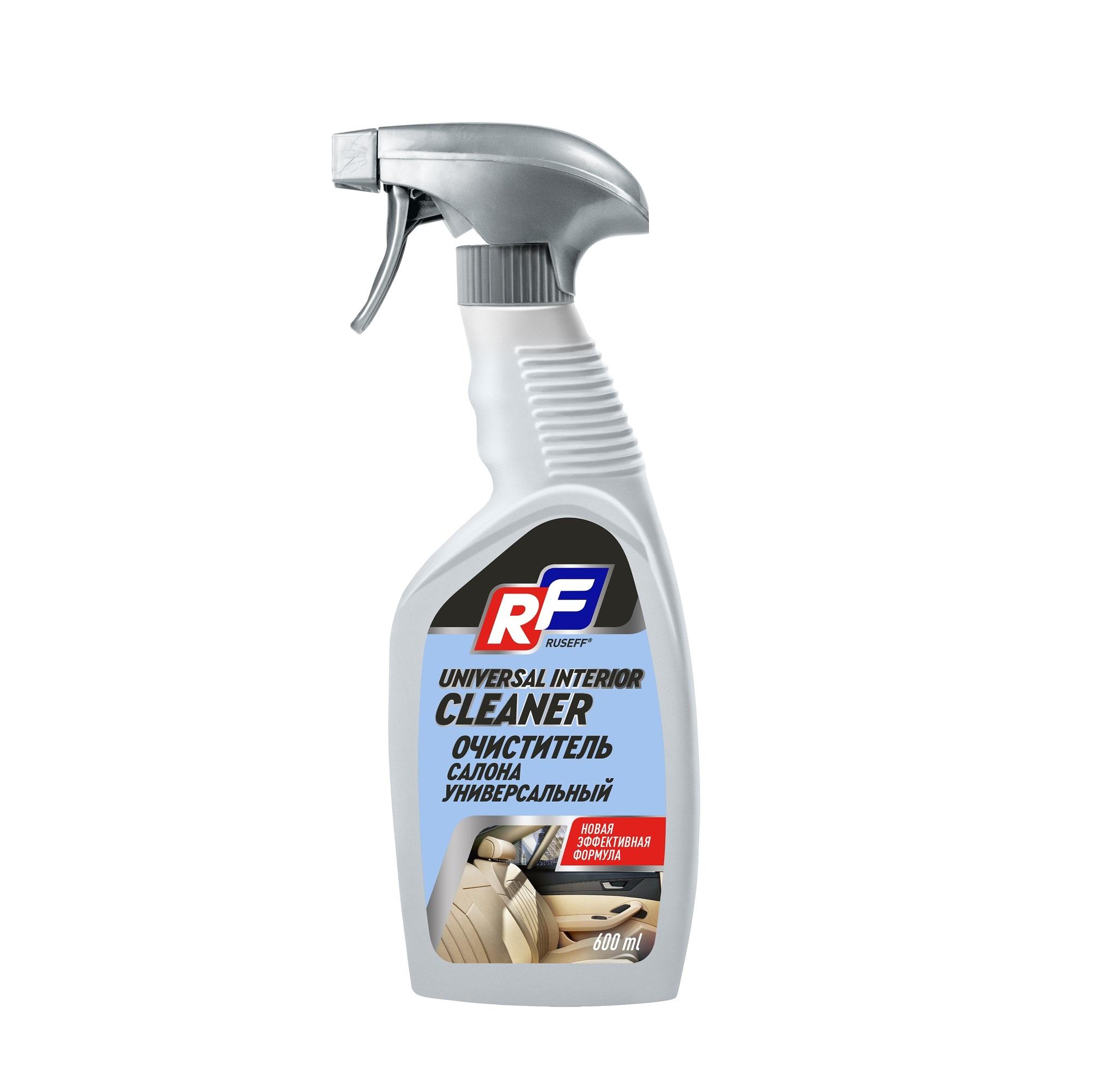 Очиститель салона универсальный Ruseff 0,6 л fox chemie универсальный очиститель creaky clean f643 0 5 л