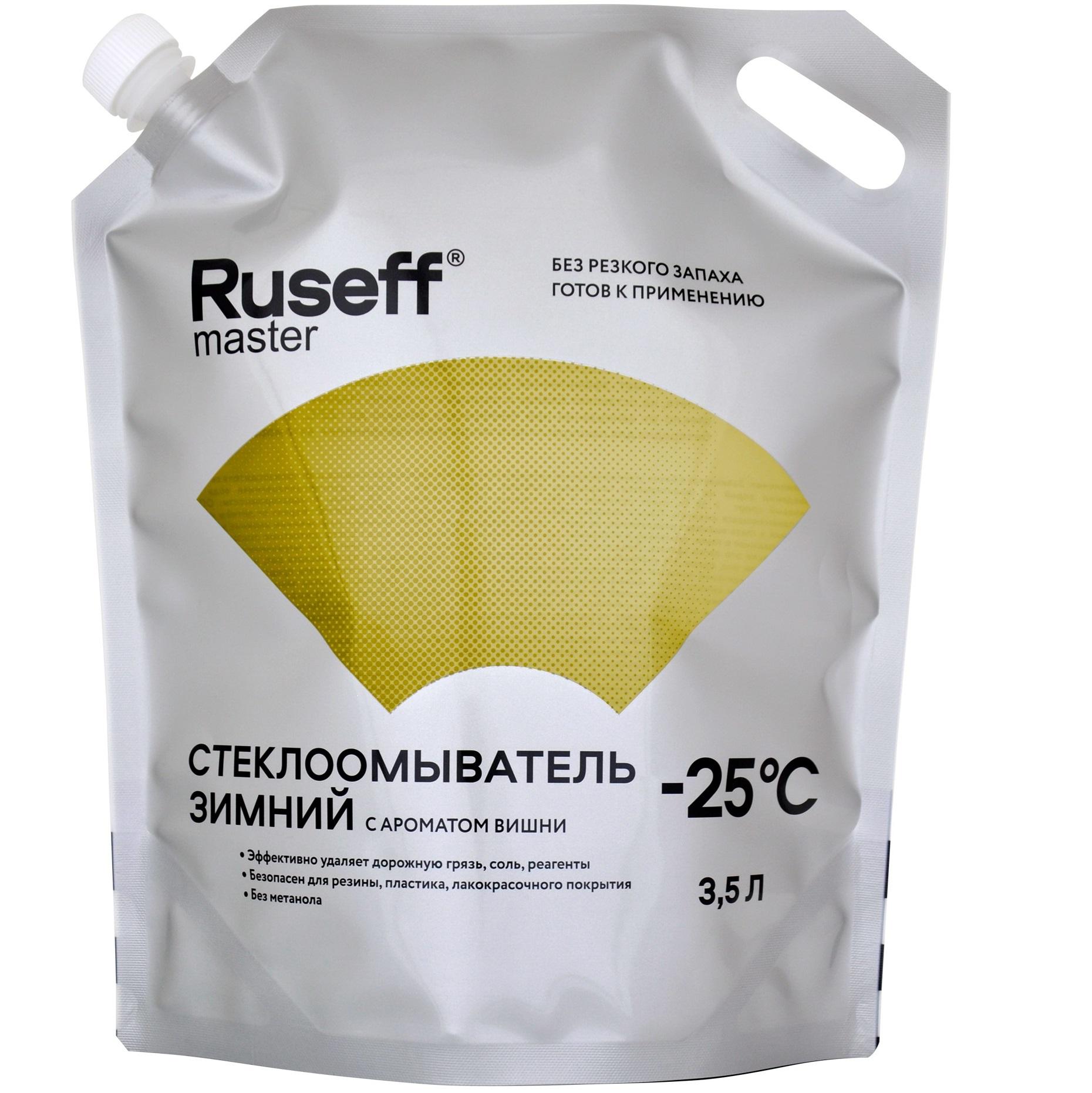Стеклоомыватель зимний - 25 с Ruseff 3,5 л