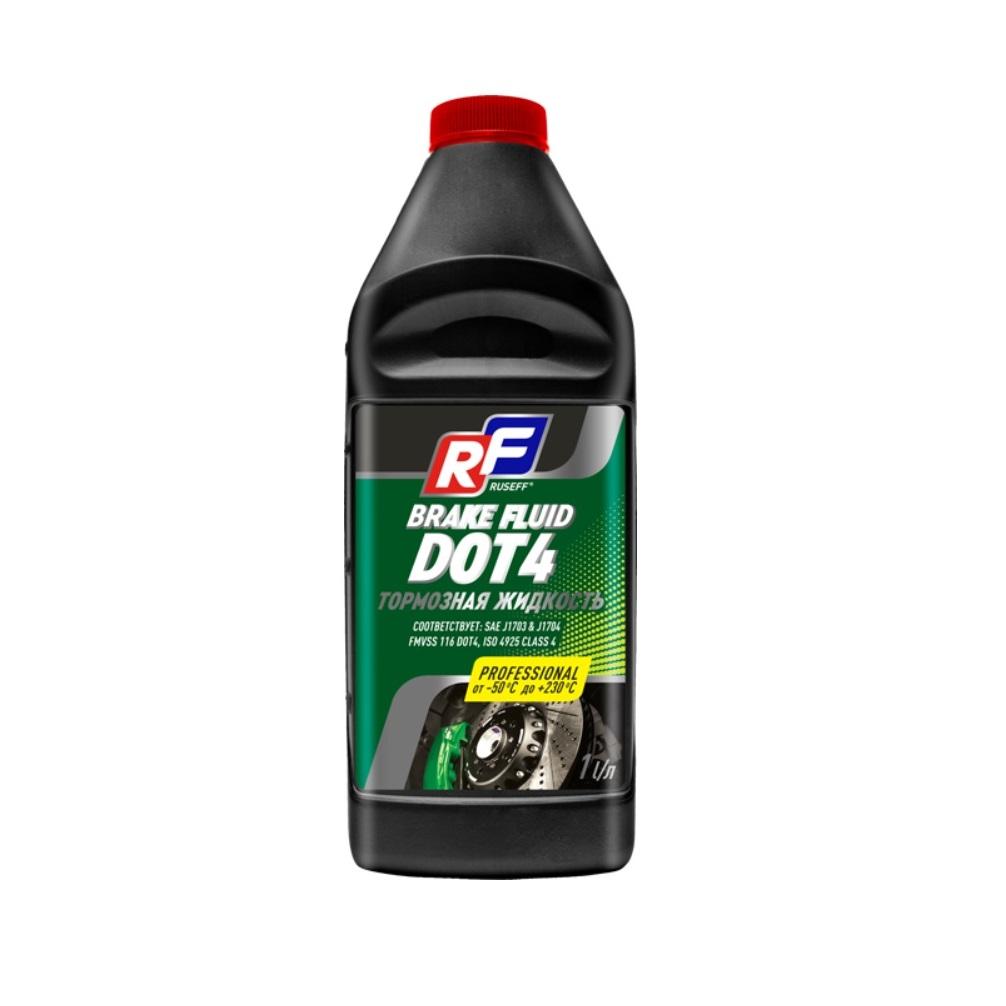 Жидкость тормозная Ruseff 1 л фото