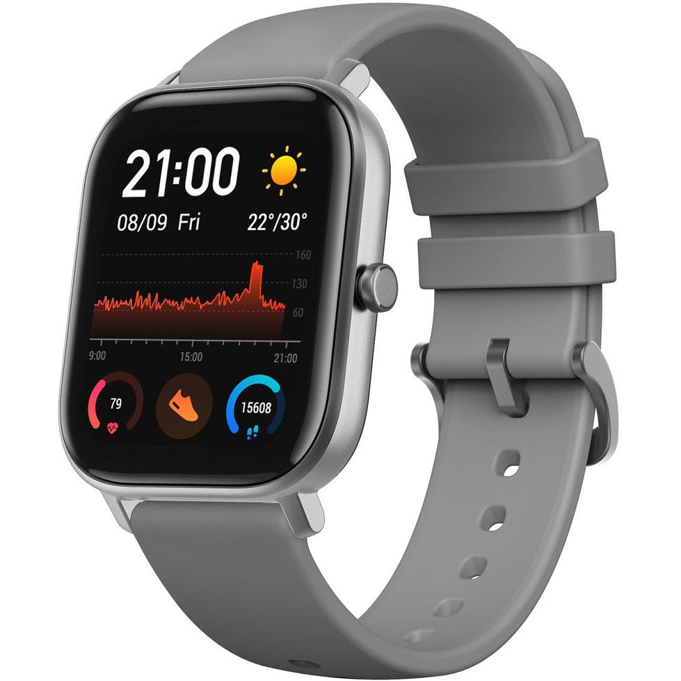Фото - Смарт-часы Amazfit GTS A1914 Grey часы amazfit stratos smart sports watch 2 a1619 черный