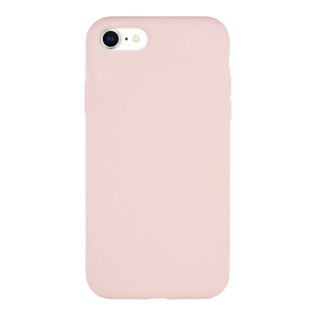 Чехол VLP для смартфона Apple iPhone SE (2020), светло-розовый