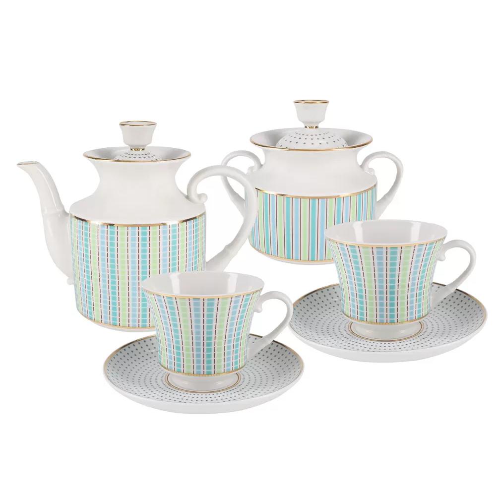 Сервиз чайный Ифз Дублин 14 предметов