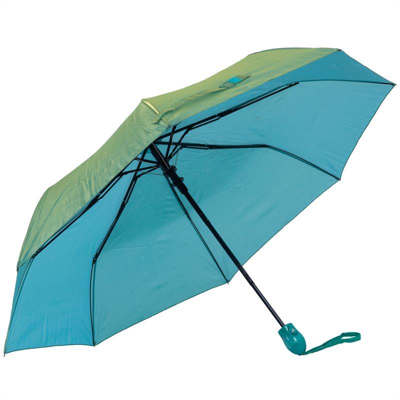 Зонт полуавтомат Mursad Хамелеон 3 сложения