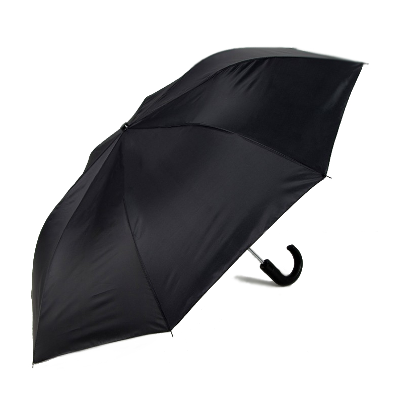 Зонт полуавтомат Mursad Однотонный 3 сложения
