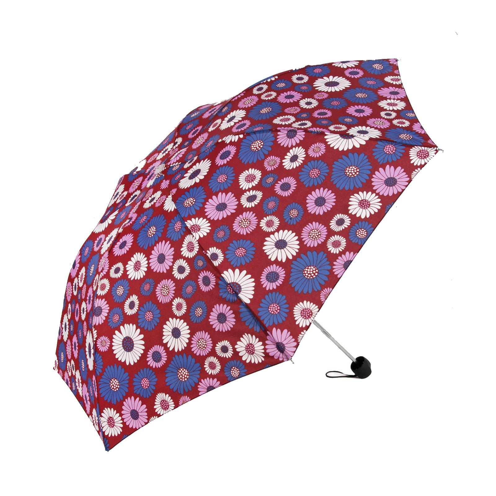 Зонт механический Sima Land Ромашки 4 сложения