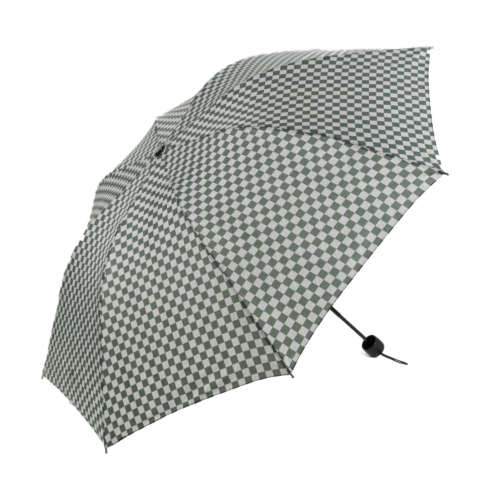 Зонт механический Sima Land Клетка 4 сложения