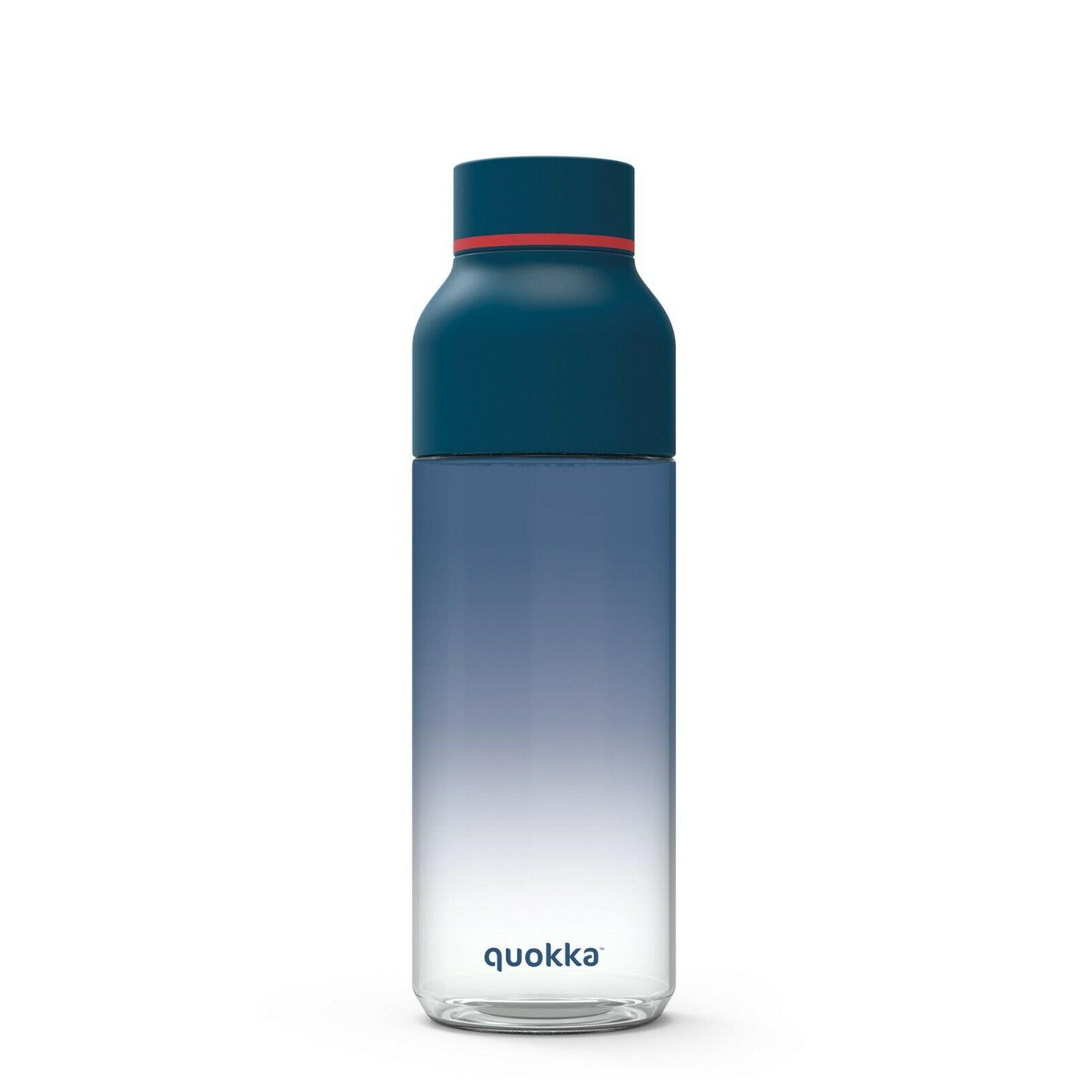 Бутылка пластиковая Stor Quokka холодный синий 720 мл stor контейнер пластиковый stor микки маус 290 мл