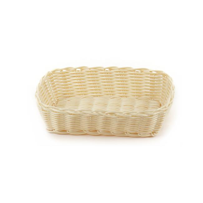 Корзинка пластиковая Баркомплект beige 24,5х16,5х6 см корзинка пластиковая баркомплект beige 27х9х5 5 см
