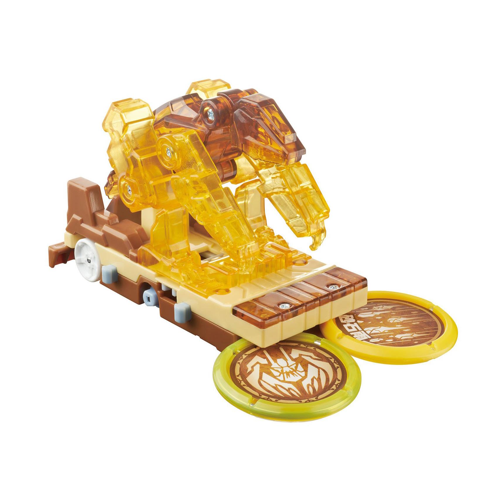 Машинка-трансформер Screechers Wild СэндстормТайд л5 4913968 фото