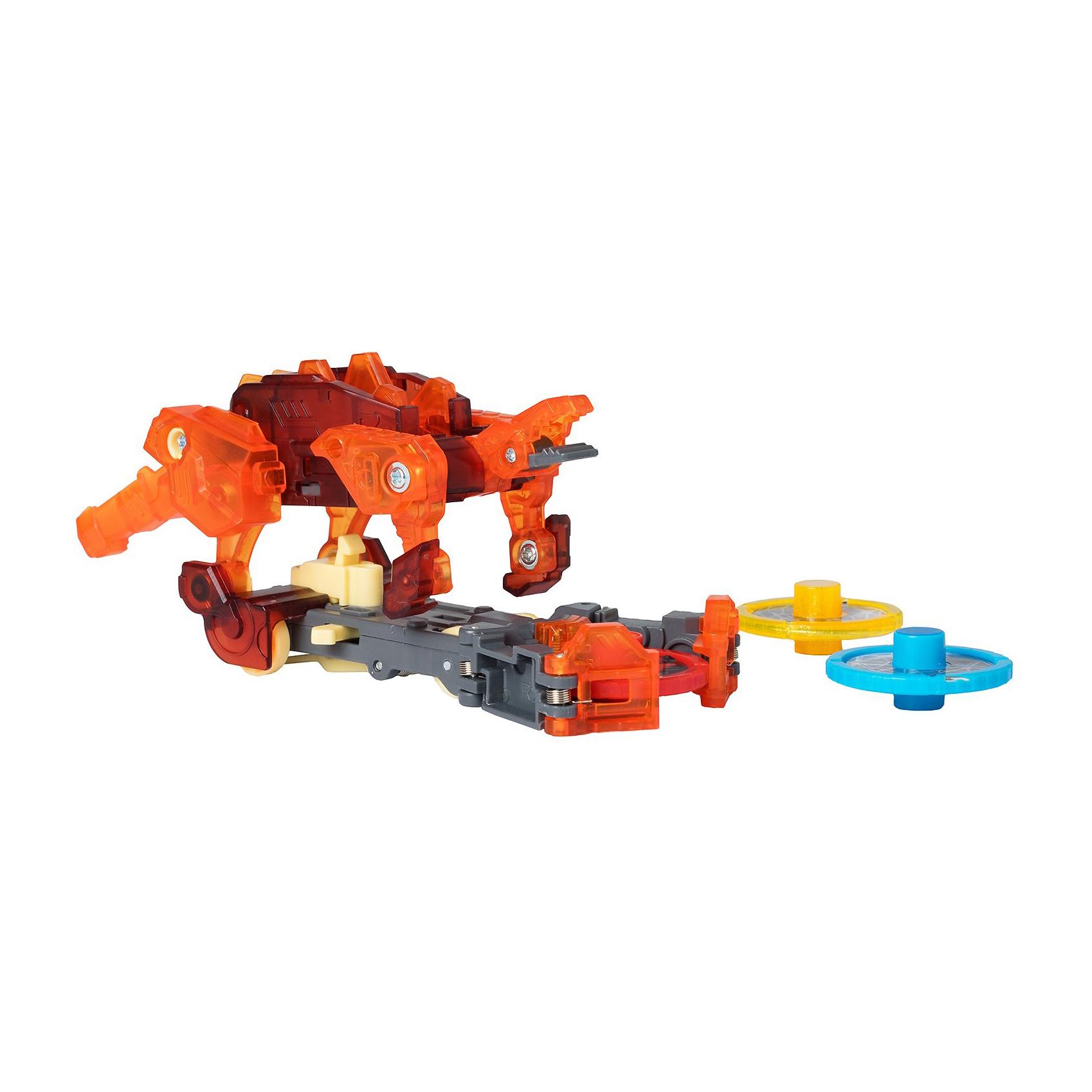 Машинка-Транформер Screechers Wild Спайкстрип л2 3807987