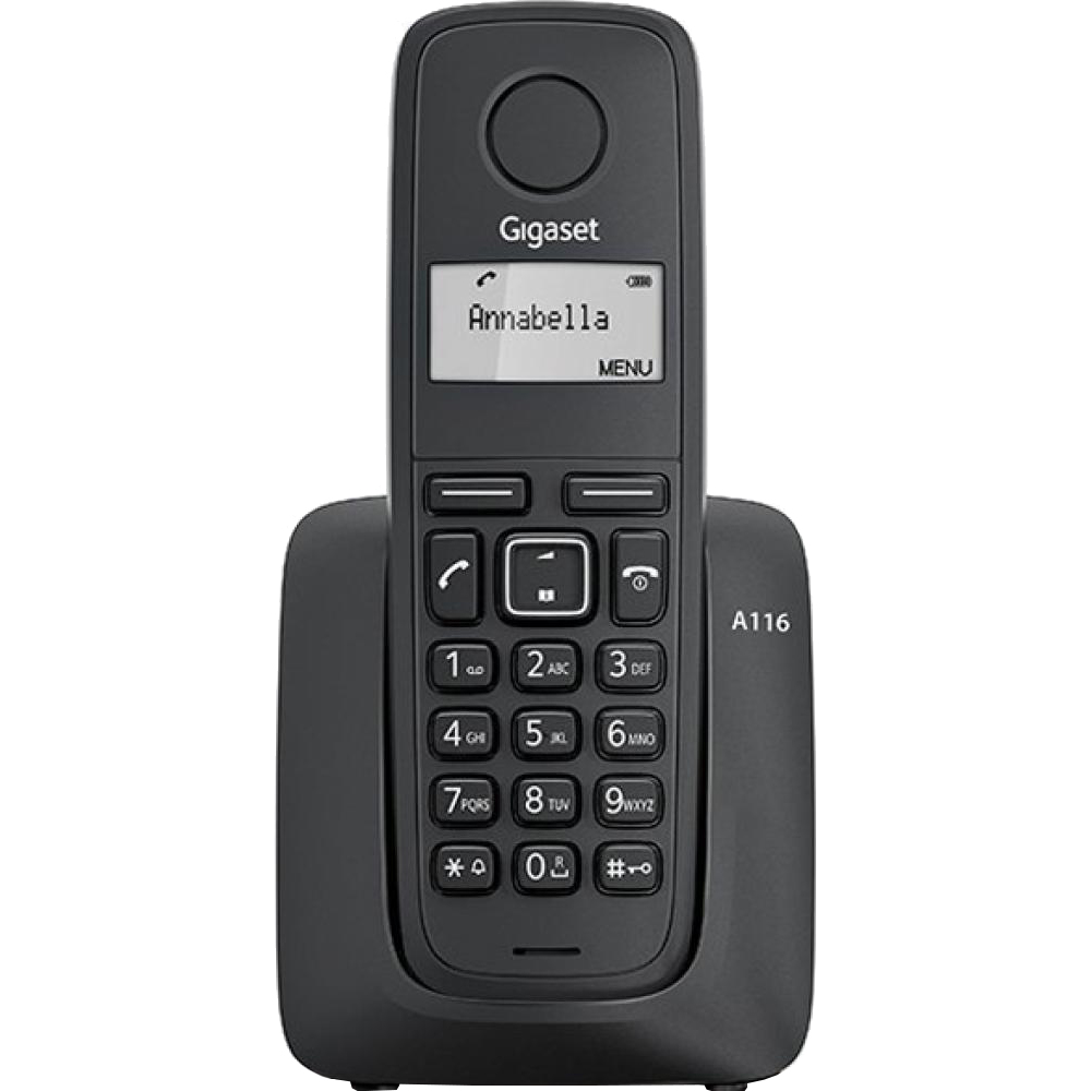 Стационарный телефон Gigaset A116
