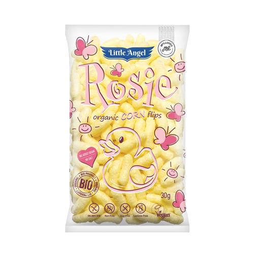 Снэки кукурузные Little Angel Rosie 30 г