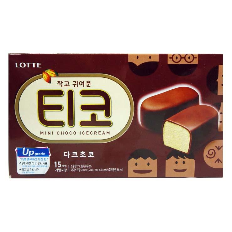 Мороженое-конфеты Lotte тико 510 мл