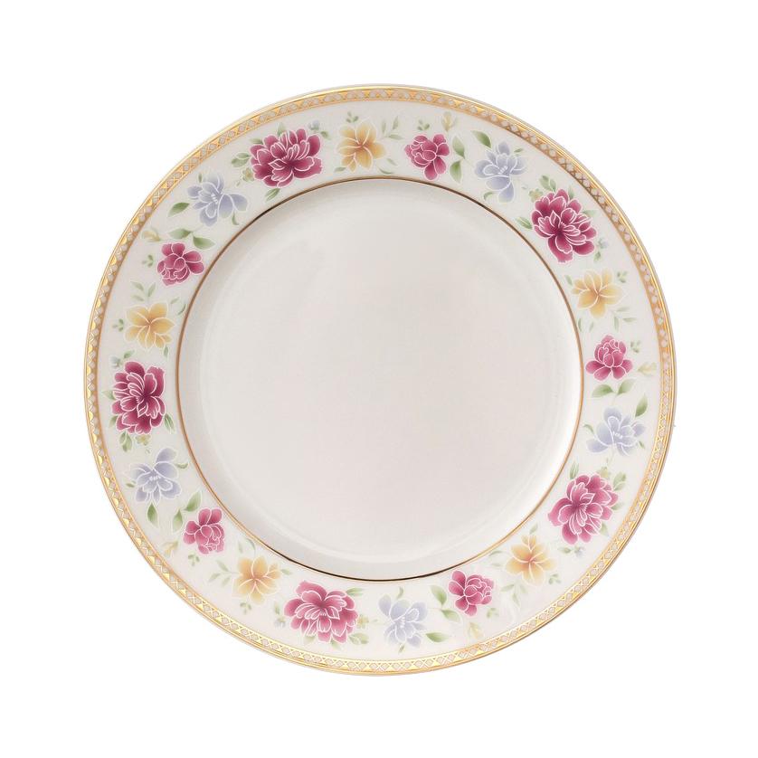 Тарелка десертная Kutahya porselen Kalipso 21 см декор 25136 фото