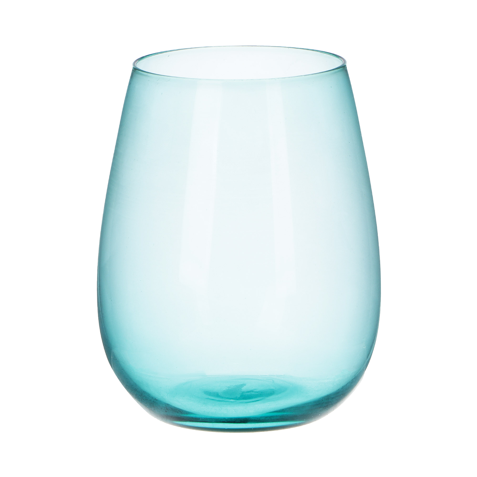 Набор стаканов Villa Deste HappyHour голубой 428 мл 6 шт фото
