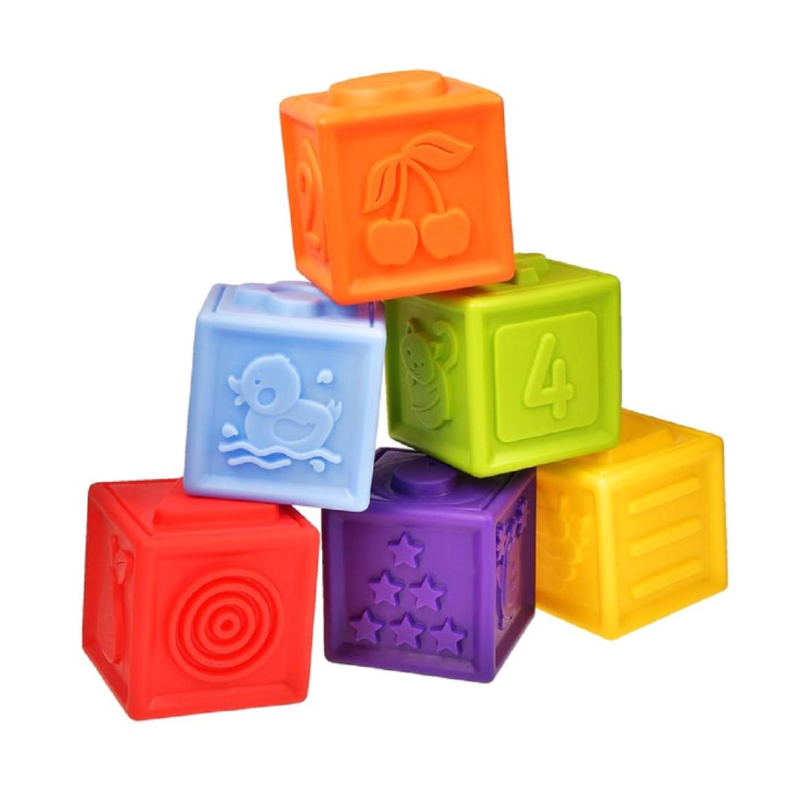 Развивающая игрушка Fancy Baby Кубики