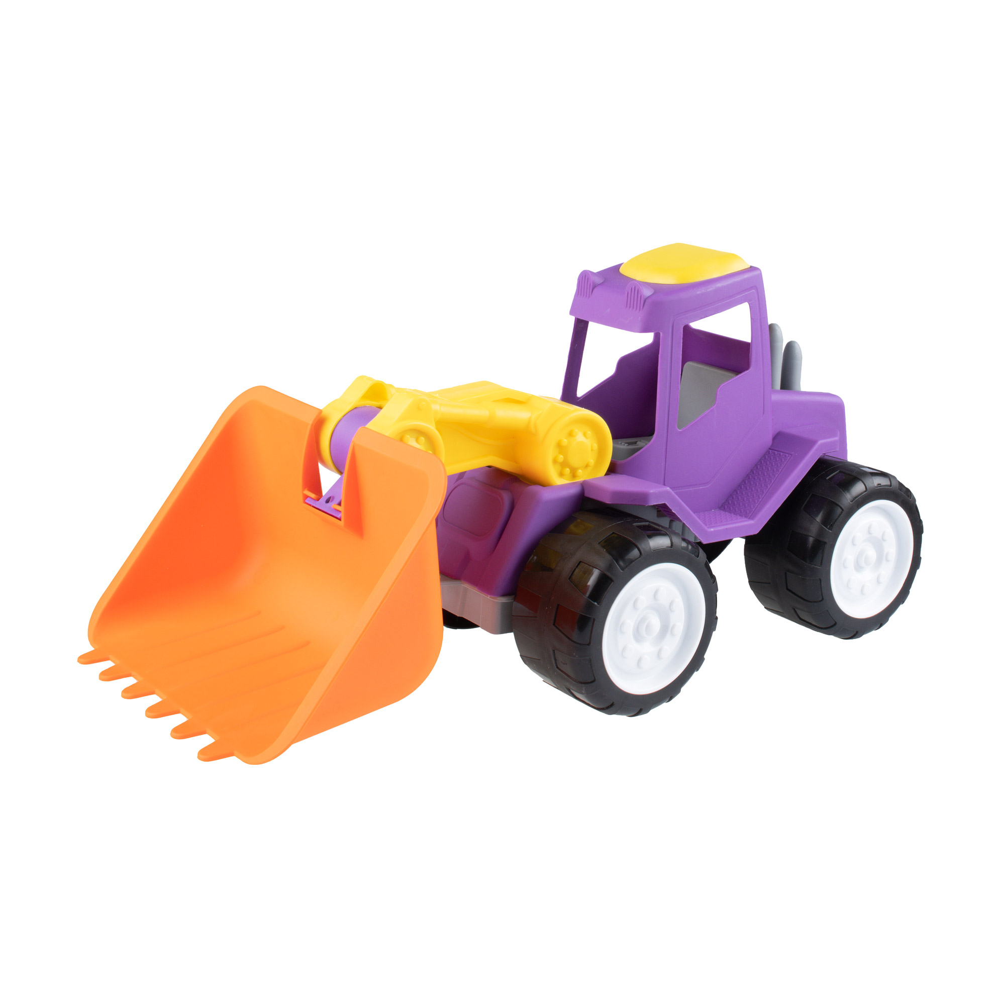 Игрушка Fancy Baby Трактор с грейдером