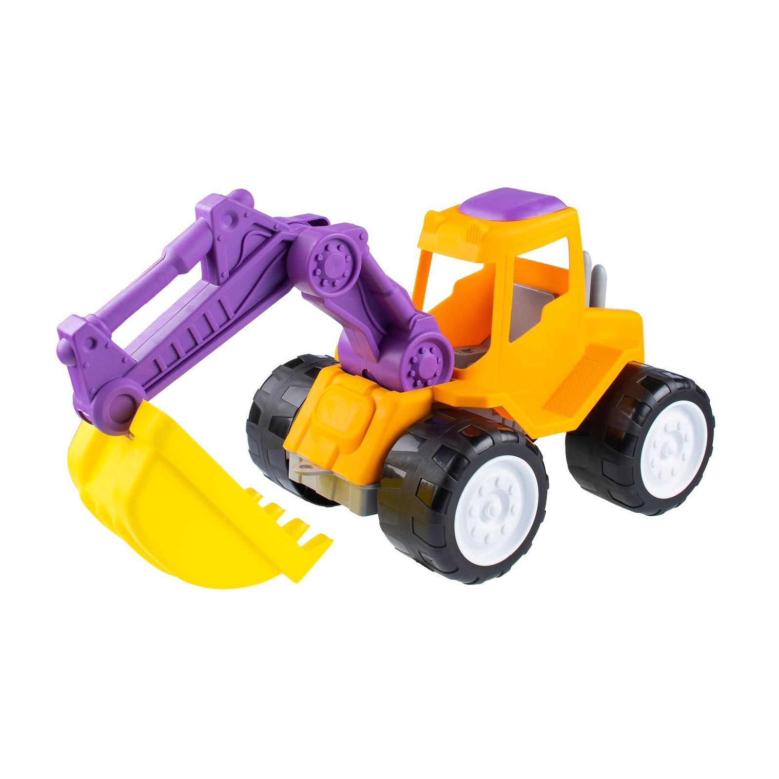 Игрушка Fancy Baby Трактор с ковшом