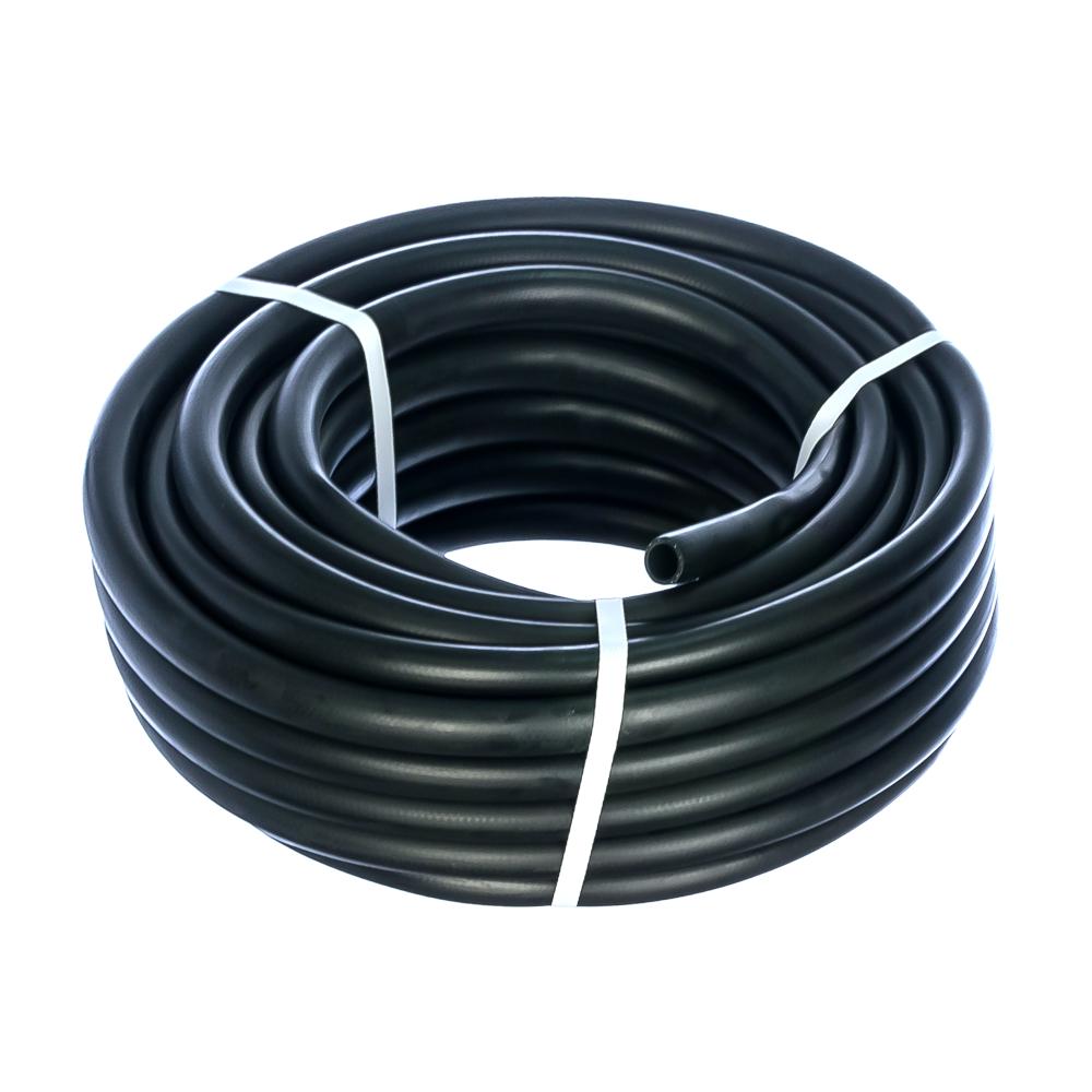 Шланг резиновый Boutte (ТЭП) D25 мм х 25м (от -30 до +70) чёрный