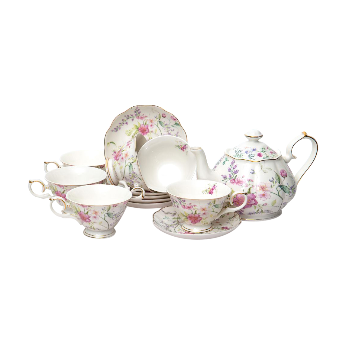 Набор чайный Balsford Аглая 13 предметов аглая отрада судьба по наследству