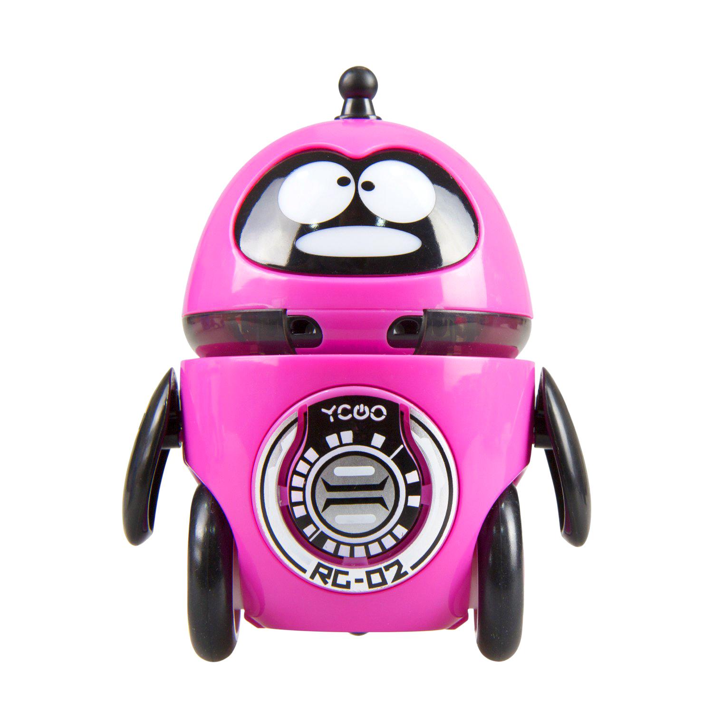 Робот Ycoo Дроид За мной! Розовый фото
