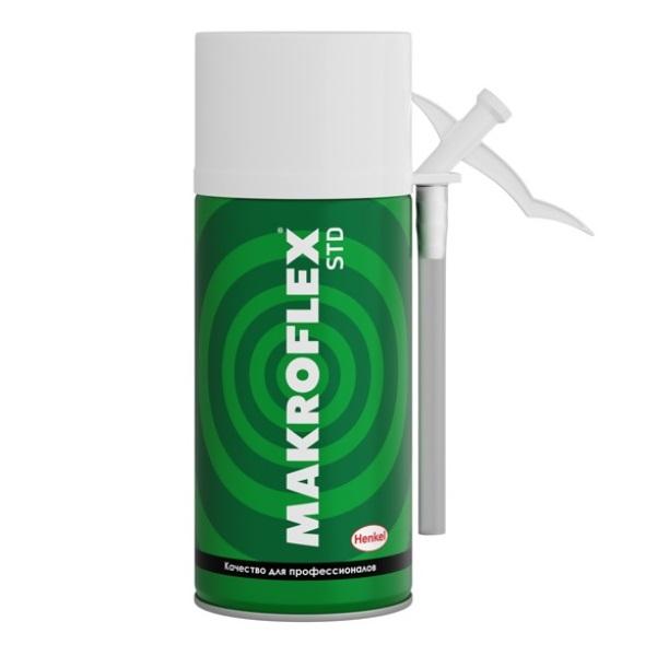 пена монтажная бытовая makroflex shaketec std стандарт 500 мл Пена бытовая Makroflex оригинальная 300 мл