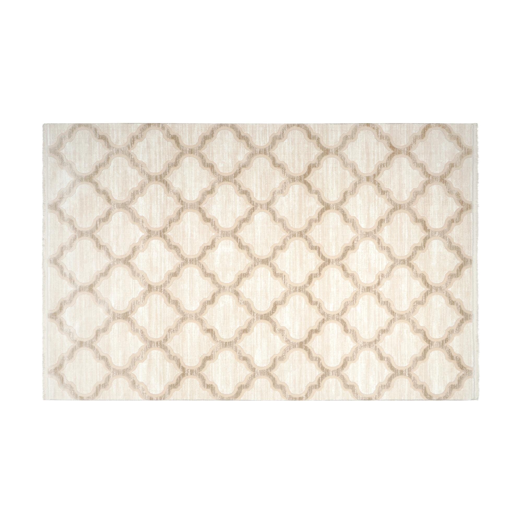 Ковер Ковровые галереи 1.60х2.30 emp 8542b beige/beige