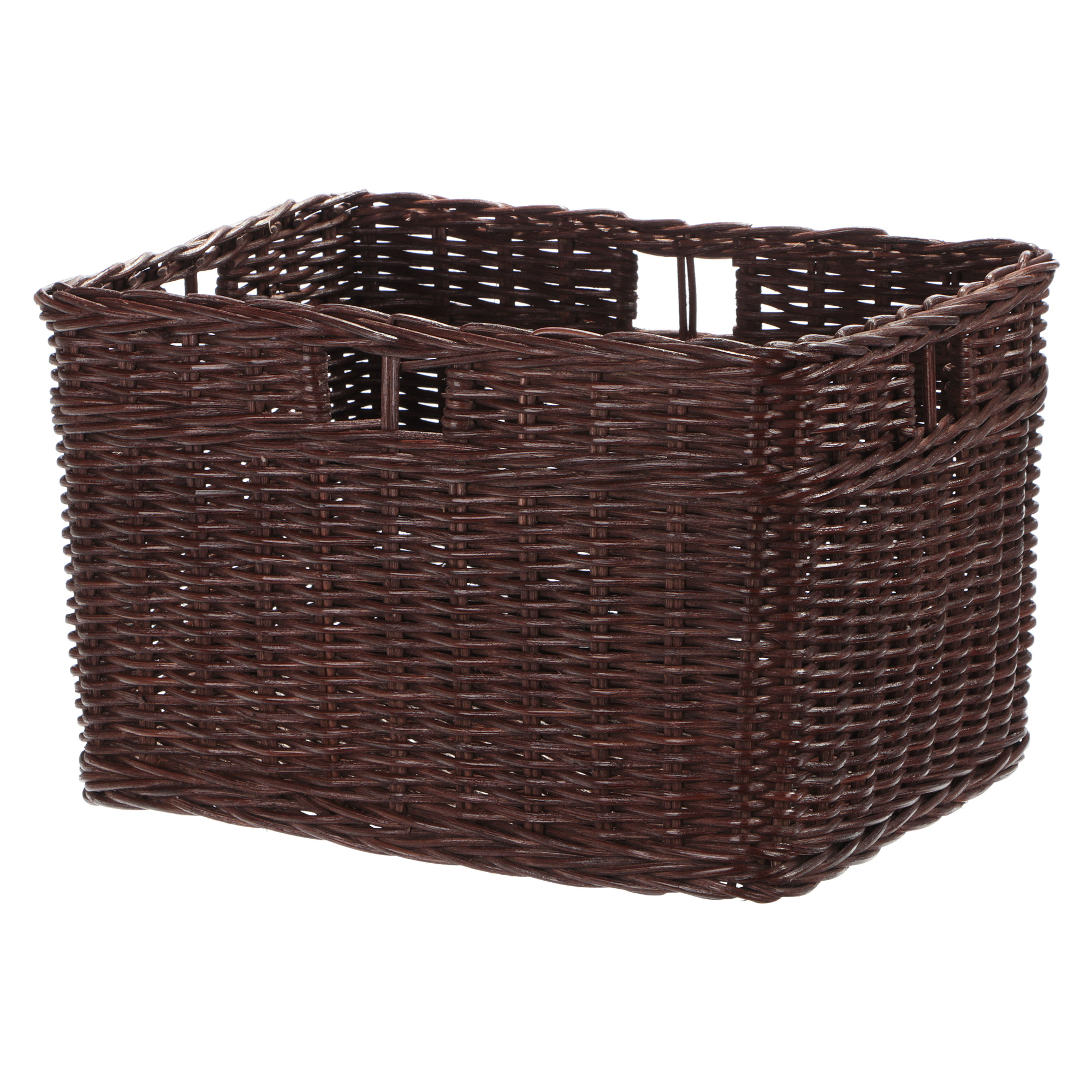 Корзина Rattan grand paris medium brown