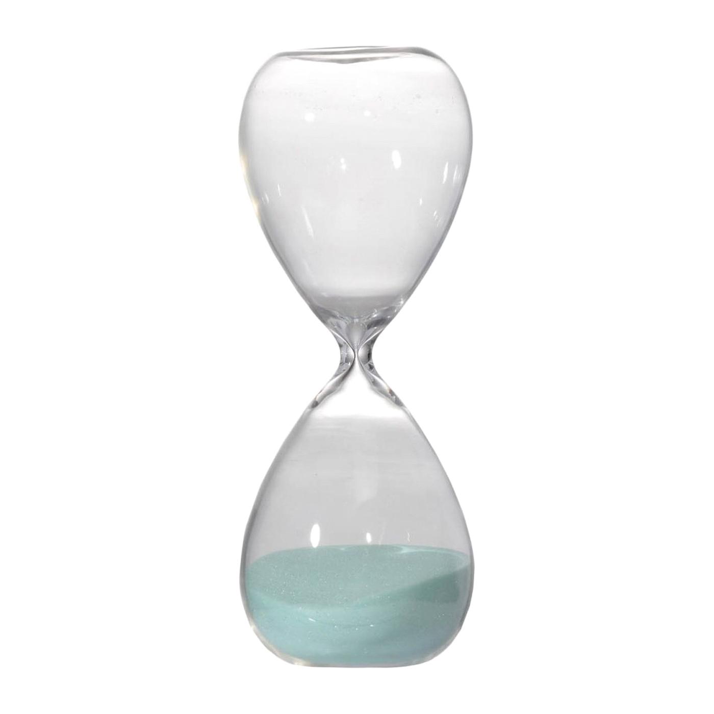 Фото - Декоративное изделие Glasar песочные часы 9x9x26см песочные часы на 60 минут 26 см прозрачный
