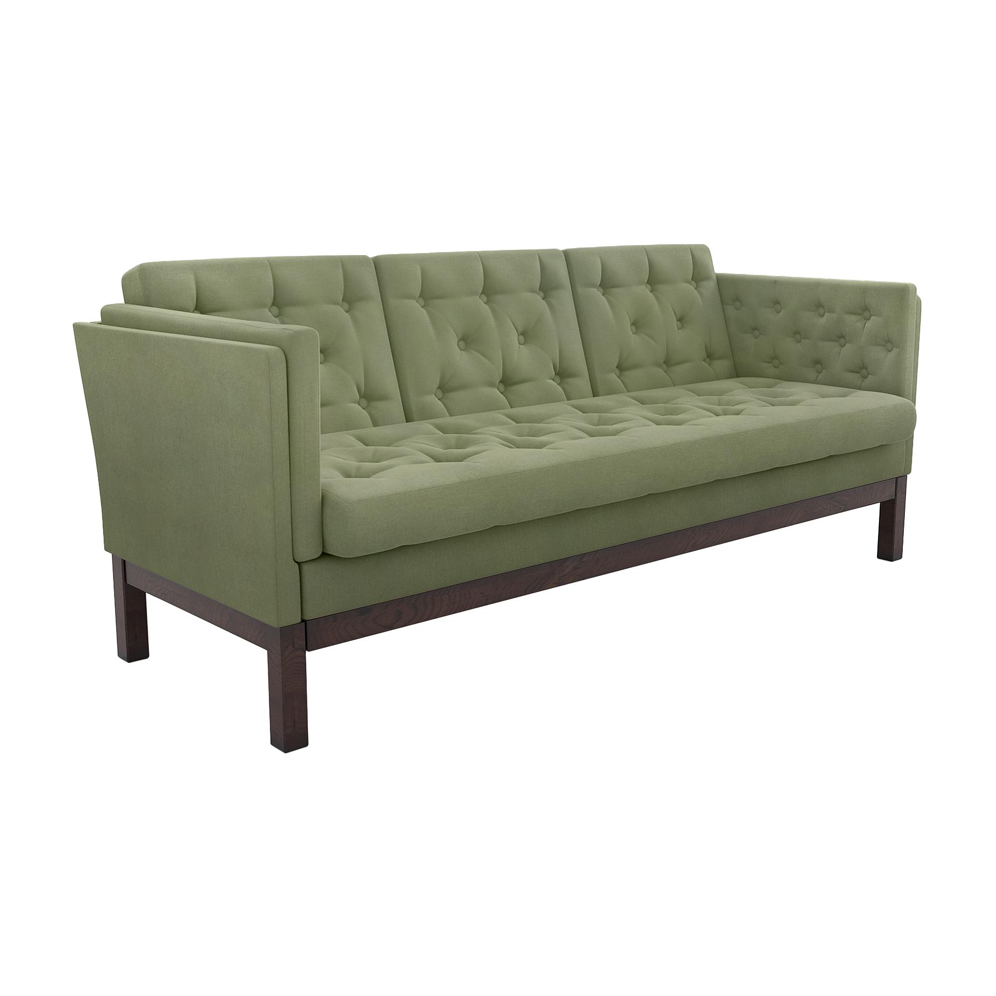 Фото - Диван AS Алана б 193x82x83 венге/зеленый диван as алана б 193x82x83 венге бейдж