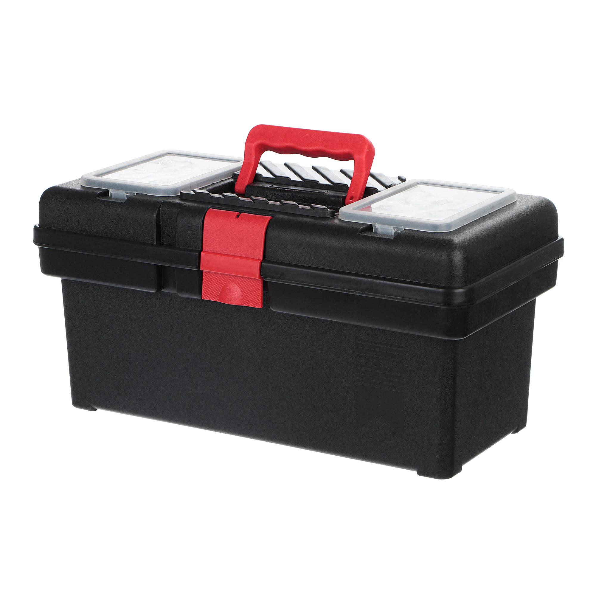 Ящик пластиковый для инструментов Fumasi 40х20х20