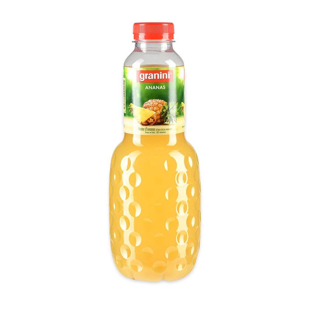 Нектар Granini ананас 1 л нектар удачный алычовый 1 л