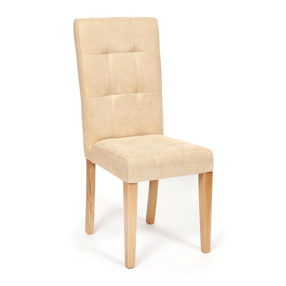 Стул TC натуральный/бежевый 47х46х95 см кресло tc натуральный бежевый 65х56х77 см