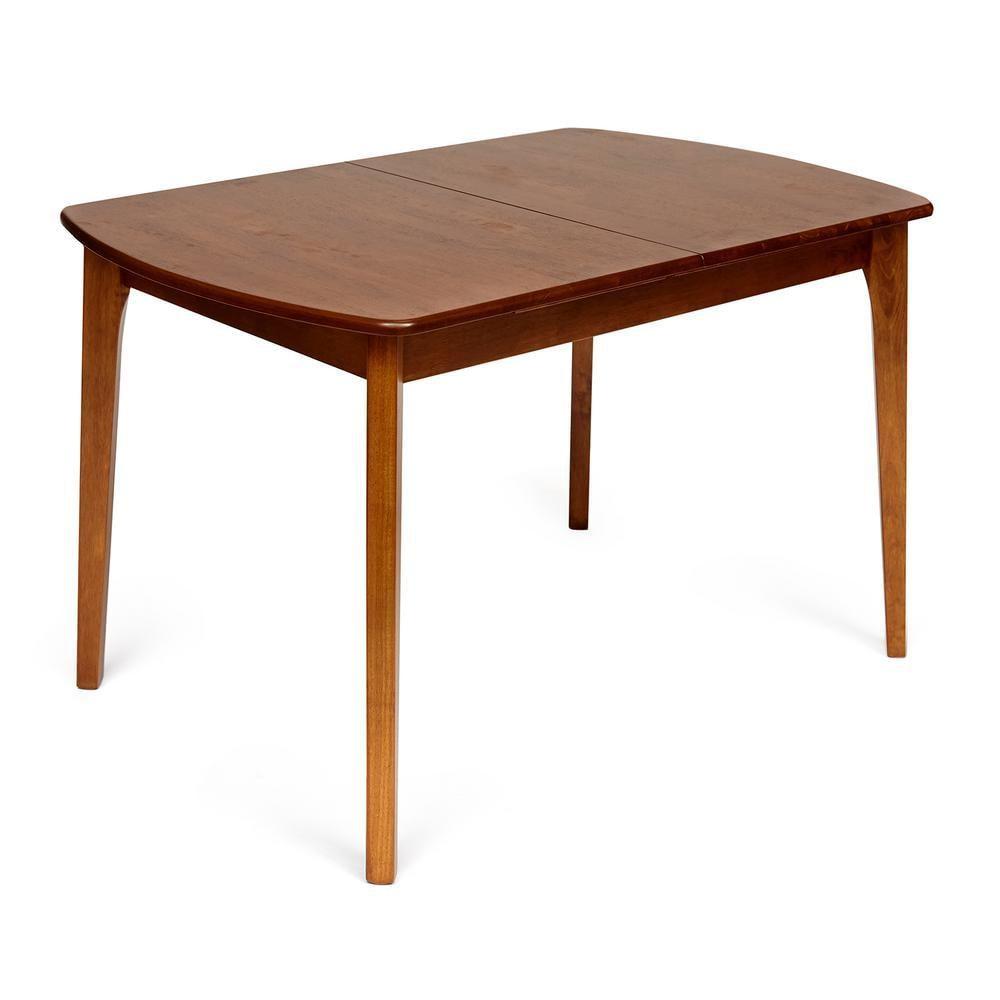 Стол раскладной TC rustic oak 80х120+30х76 см