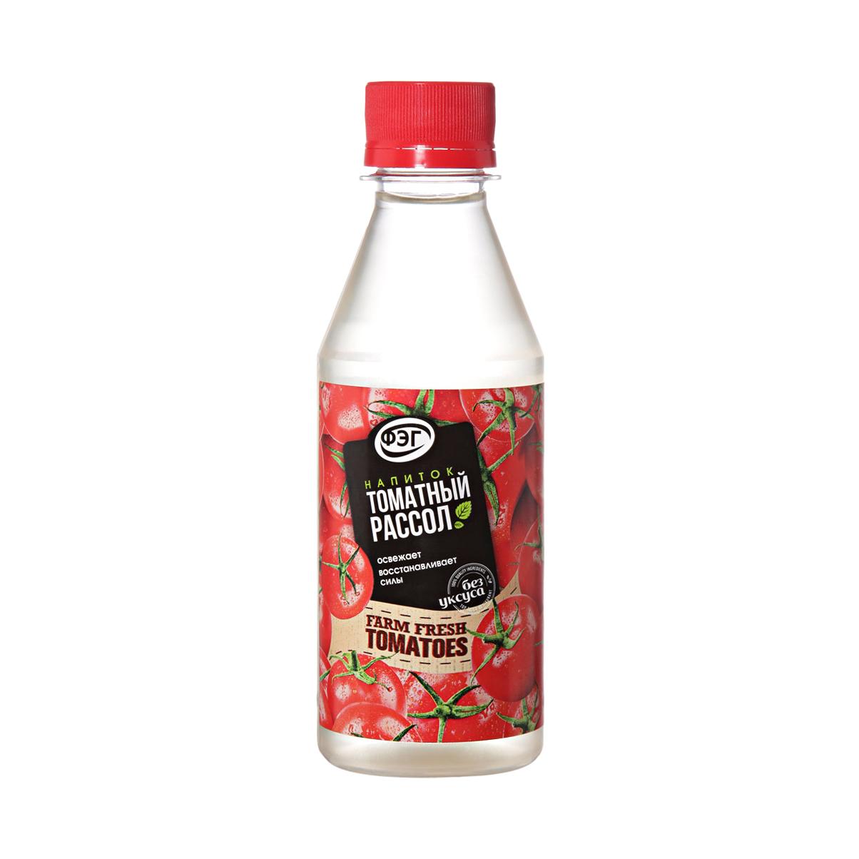 Напиток рассольный томатный ФЭГ 240 г фото
