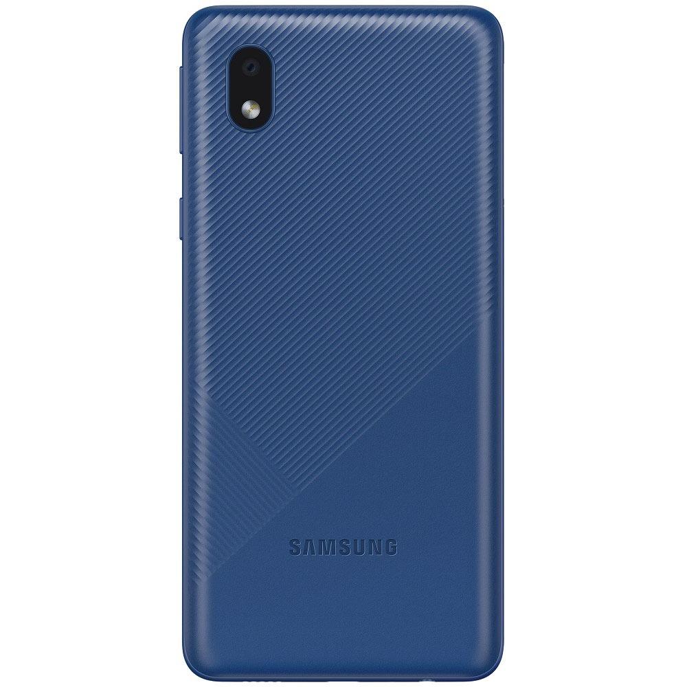 Смартфон Samsung Galaxy A01 16Гб Синий