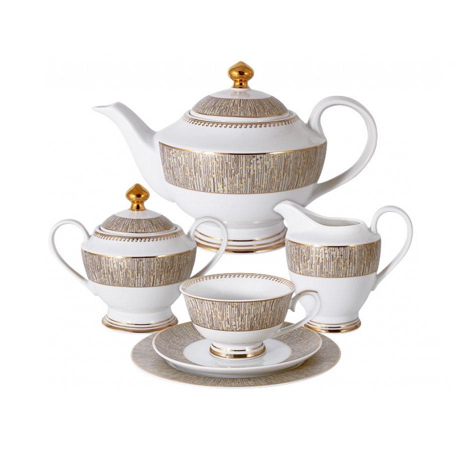 Сервиз чайный Midori Луксор на 6 персон