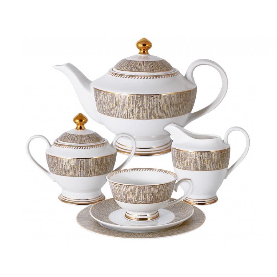 Сервиз чайный Midori Луксор на 12 персон