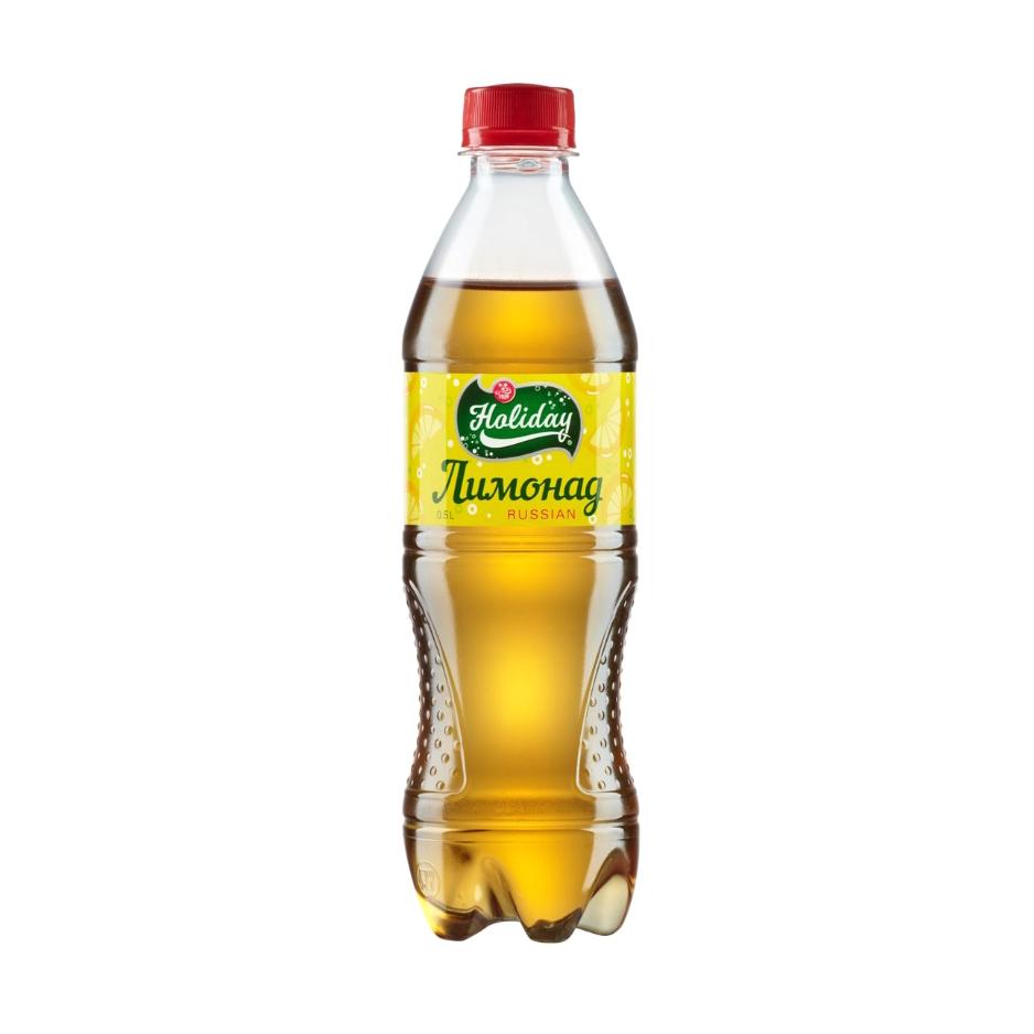Лимонад Holiday 0,5 л