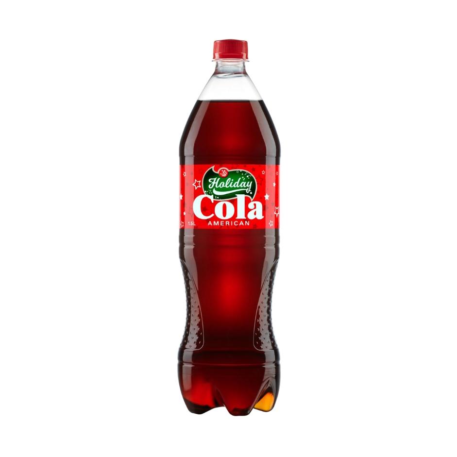 Напиток Holiday Кола 1,5 л