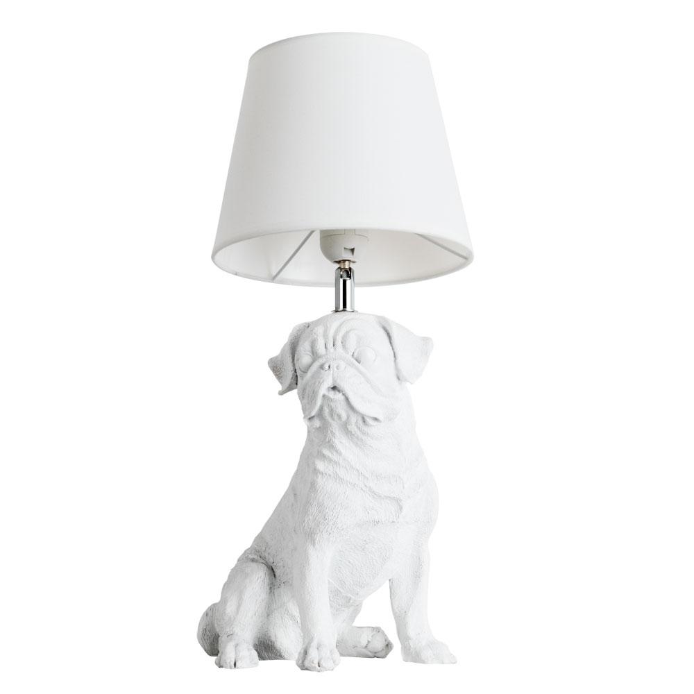 Лампа настольная Arte Lamp a1512lt-1wh настольная лампа arte lamp a2007lt 1wh