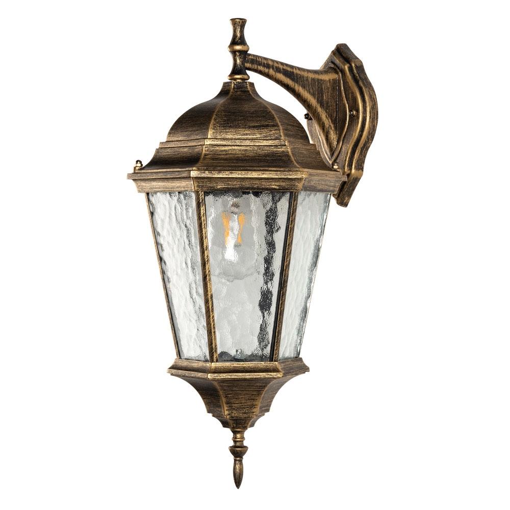 Бра Arte Lamp уличное a1204al-1bn бра уличное вверх inspire peterburg 1xe27х60 вт алюминий стекло цвет бронза