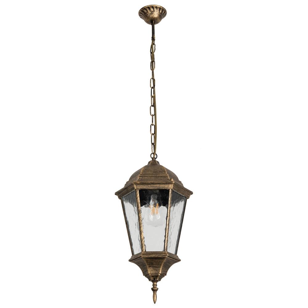 Бра уличное на цепи Arte Lamp a1204so-1bn бра уличное вверх inspire peterburg 1xe27х60 вт алюминий стекло цвет бронза