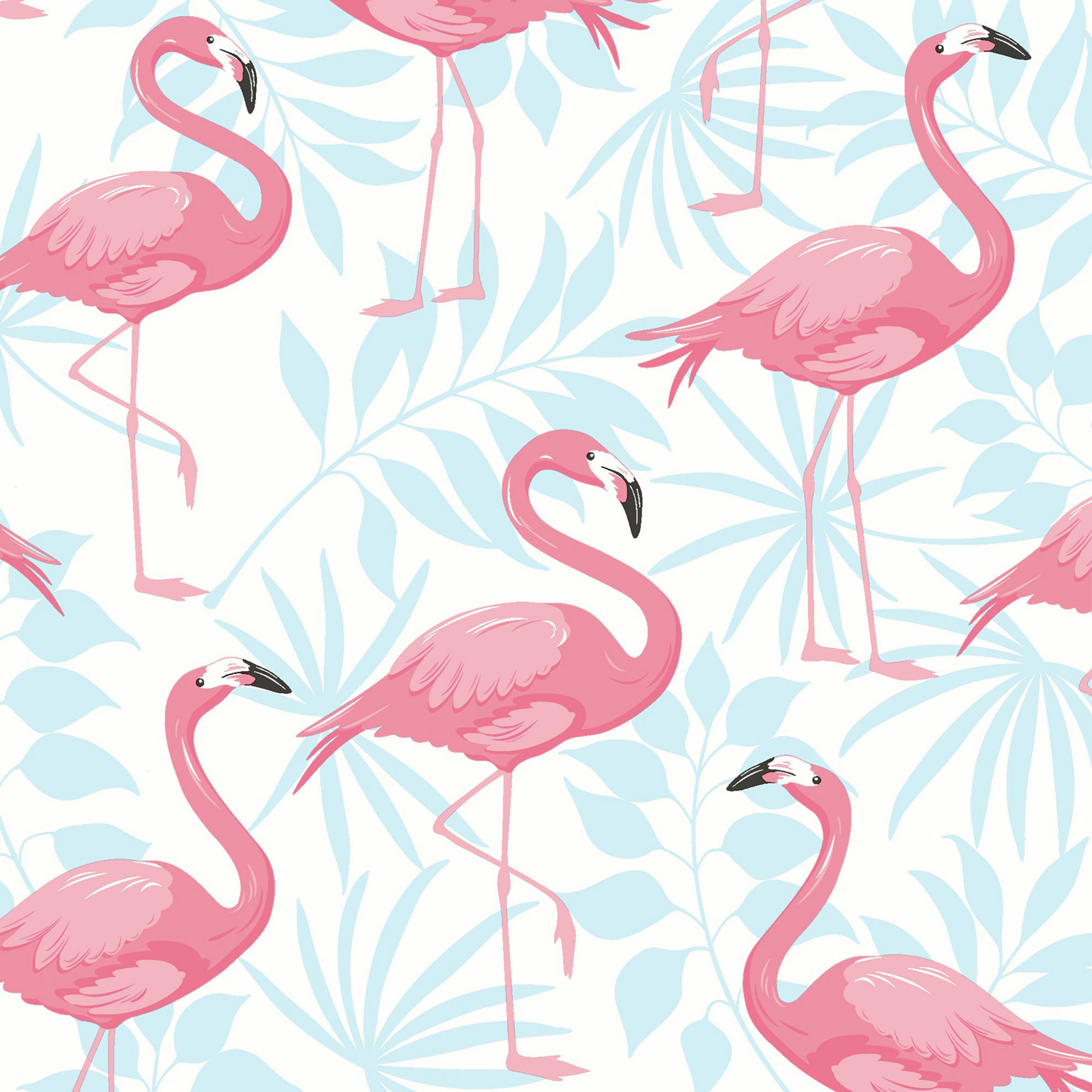 Салфетки Paper+Design Flamingo garden 3-сл 33х33 см 20 шт