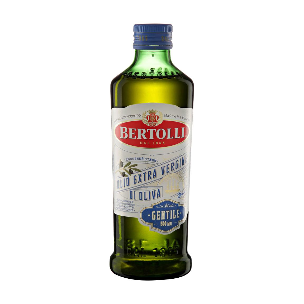 Фото - Масло оливковое Bertolli Originale нерафинированное 0,5 л originale 3427 130 20 57 27