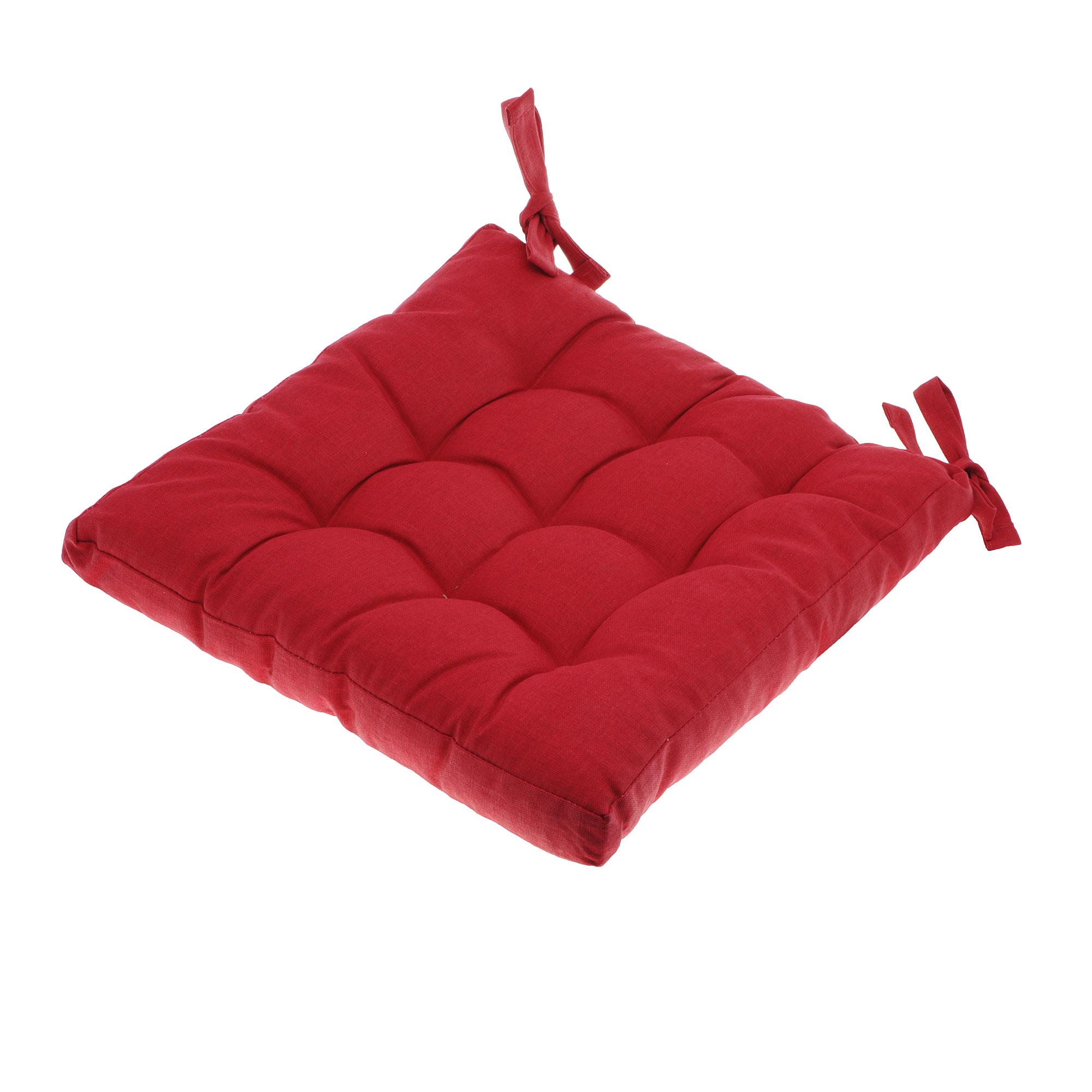 Подушка для стула Morbiflex casa 40х40 декоративная подушка morbiflex casa 30х50