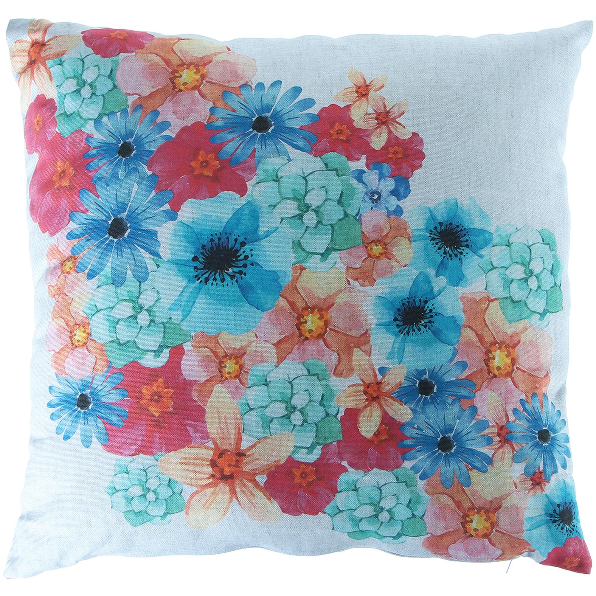 Подушка декоративная Morbiflex Casa разноцветная 50х50 см декоративная подушка morbiflex casa 30х50