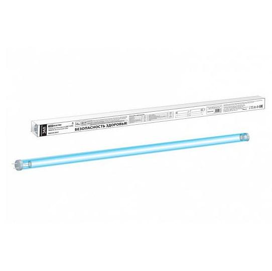 Лампа бактерицидная Tdm electric UVC 15 Вт, T8/G13, безозоновая лампа энергосберегающая tdm sq0323 0054